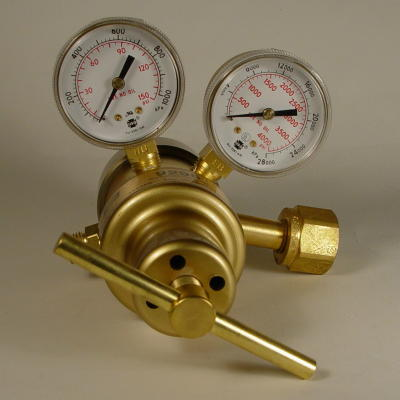 Two Stage Oxygen Regulator
