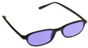 ACE-202 Downtown Black Frame Protective Eye Glasses