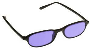ACE-202 Downtown Black Frame Eye Glasses