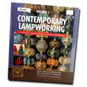 Contemporary Lampworking 1&2 Book Set by Bandhu Dunham
