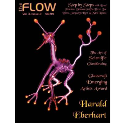 Flow Magazine-Vol.3,Issue 2, Harold Eber