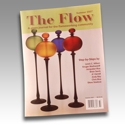 Flow Magazine-Summer 2007, Step-by-Steps