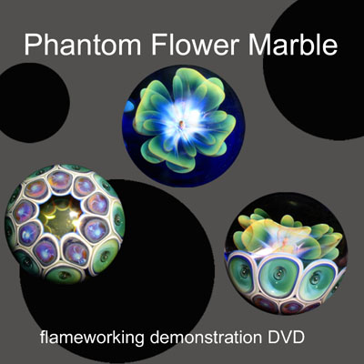 Hot Glass Workshop Vol.2 Phantom Flower