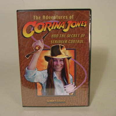 Corina & Secret of Stringer Control DVD