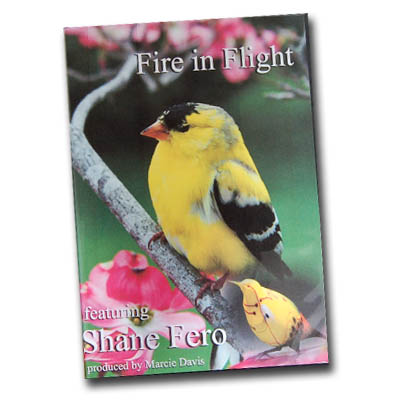 Fire in Flight DVD featuring Shane Fero