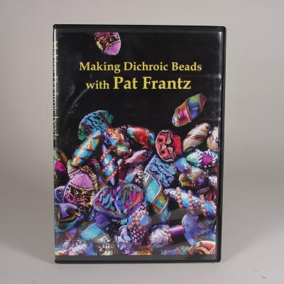 Making Dichroic Beads DVD by Pat Frantz