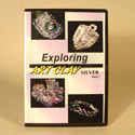 Exploring Art Clay Silver DVD by Jackie Truty