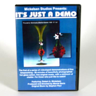 It's Just A Demo DVD