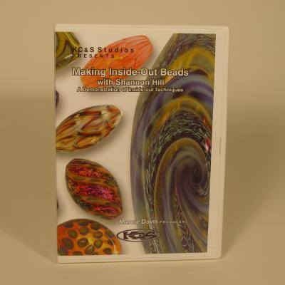 Making Inside-Out Beads DVD by Shannon Hill