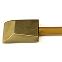 Small Brass Shaping Tool