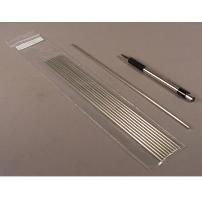"Mandrel, 1/8"" x 9"" long, pkg of 10"