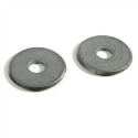 Two Wheel Disc Replacement Set for Disc Nipper Stainless Steel