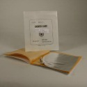 Silver Leaf pkg of 25 Sheets