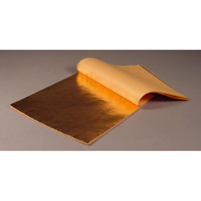 Leaf, Copper, Pkg of 25 sheets