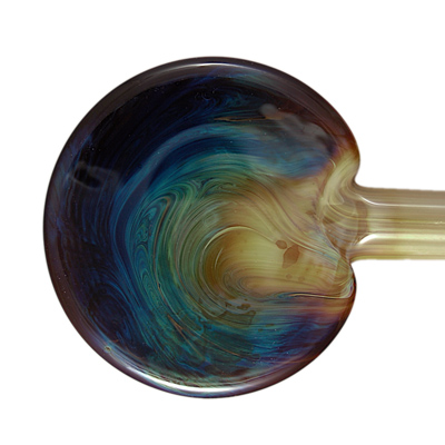Van Gogh Caramel Precision104 Glass Rod