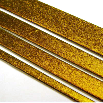 "Black Copper Dichroic 1/4"" Strips"