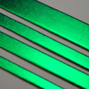 Emerald Green Dichroic on Black Full Sheet Effetre Glass