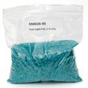Light Teal frit 1 lb Effetre Glass