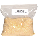 Dark Ivory powder 1 lb Effetre Glass