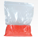 Carrot Red frit 1 lb Effetre Glass