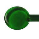 Green Light Emerald 2-3mm Transparent Effetre glass rod