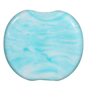 Marmo Turchese (Turquoise Marble) 5-6mm Pastel Effetre glass rod
