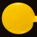 Yellow Lemon Light 5-6mm Special Effetre Glass Rod