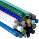 Pastel Assortment Effetre Glass Rods