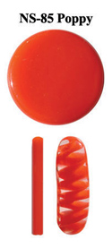 Poppy Northstar Glass Rod