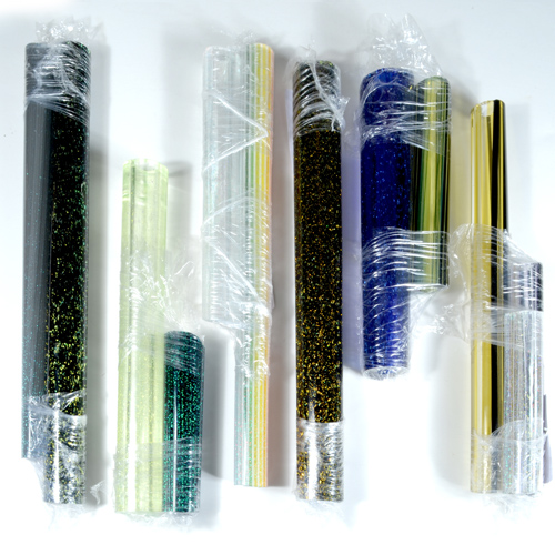 Sample Pak-Dichroc Boro Tubes Golden Gate Glassworks