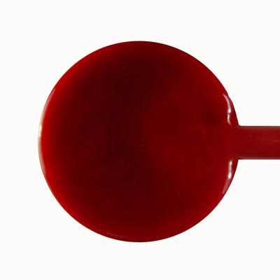Red, Medium Opaque Vetrofond 4-7mm Glass Rod