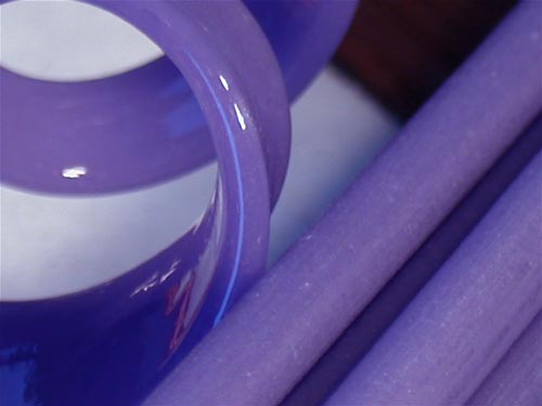 Wisteria COE 33 Trautman Art Glass Rod